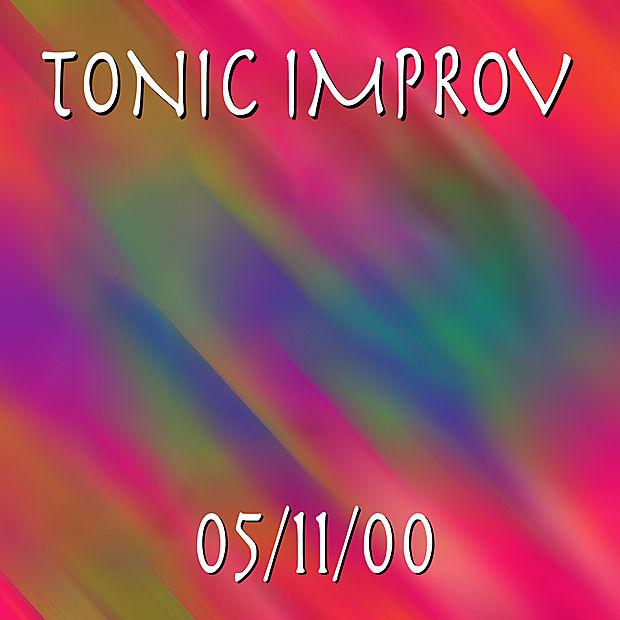 Robert Musso Tonic Improv