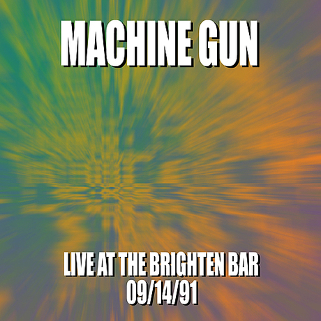 Machine Gun Live at the Brighten Bar