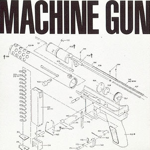 Machine Gun - Machine Gun Album
