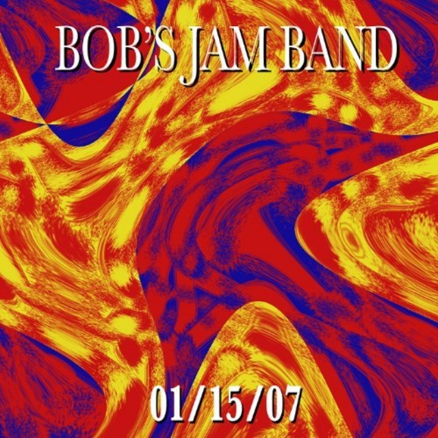 Bob's Jam Band - Robert Musso/Joe Russo with: Joe Russo (JRAD, Almost Dead – Grateful Dead), Dave Dreiwitz, Bob Musso, Raoul Bjorkenheim, Claude Coleman