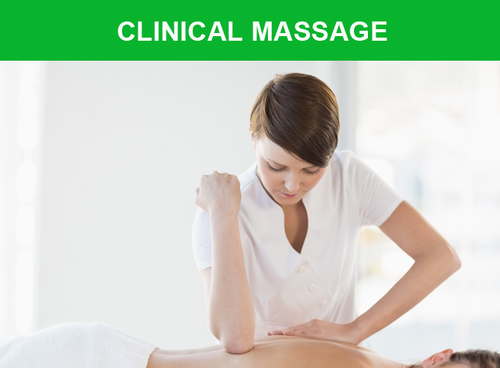 SRT for Clinical Massage