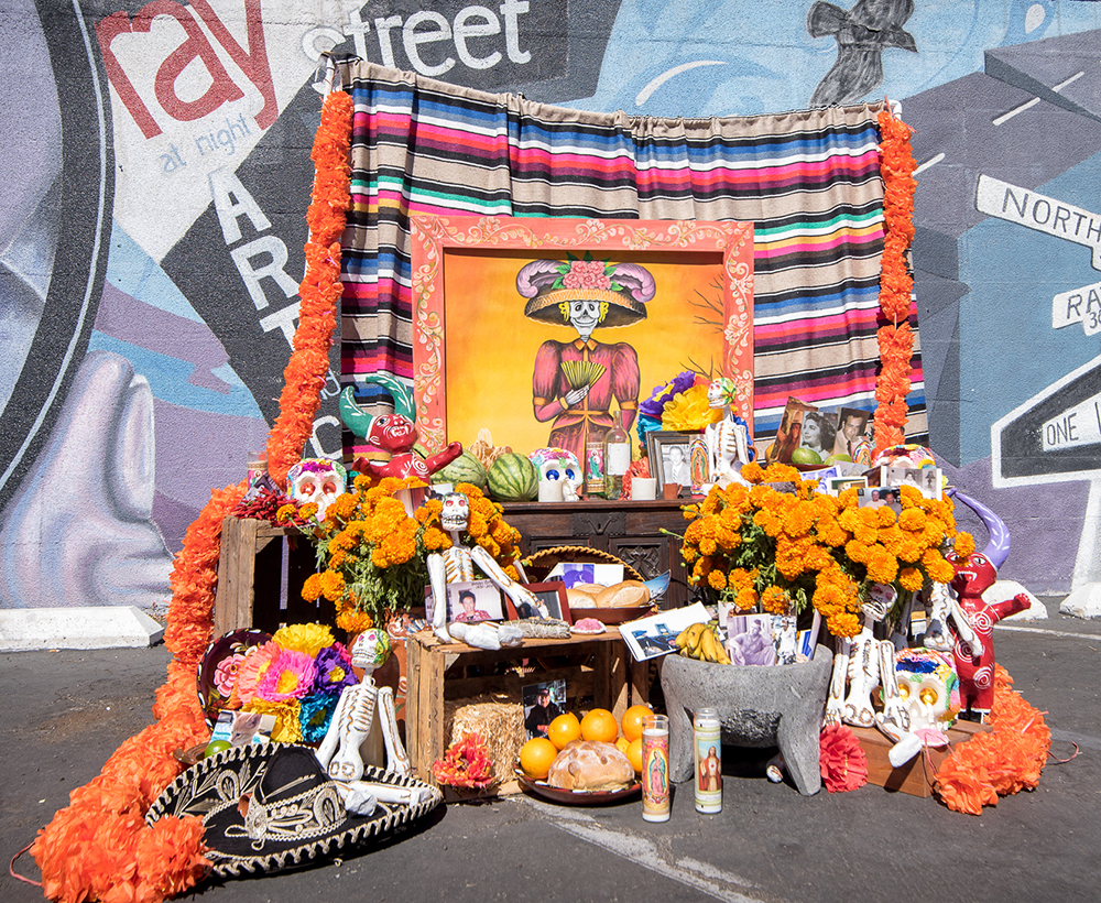 2017 Day of the Dead Festival—North Park Hosted by Artelexia