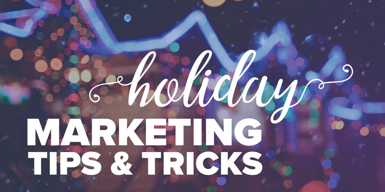 CenterRock Holiday Marketing Tips