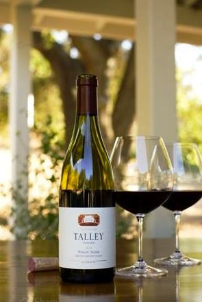 Source: Talley Vineyards