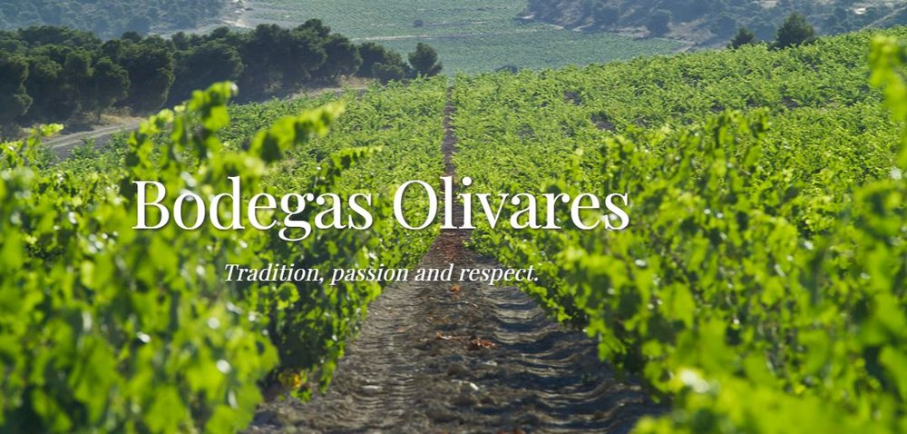 Source: Bodegas Olivares