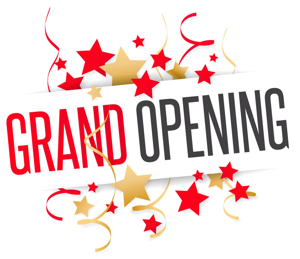 the gifted healing arts center grand opening ostara rh ostarallc org grand opening clipart free download grand opening clip art black and white