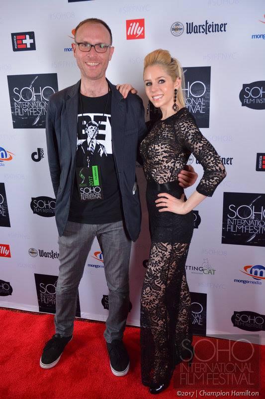 Clayton Dean Smith and Brooke Moriber