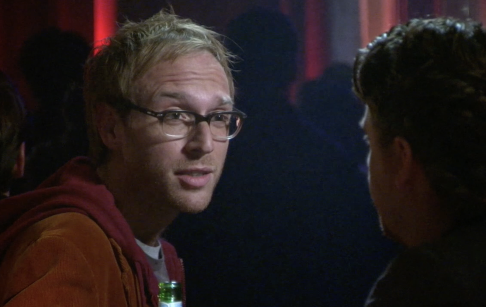 """Clayton Dean Smith in """"Flight of the Conchords"""""""