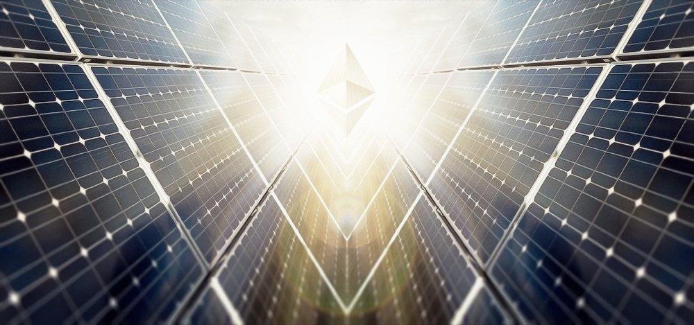 Image source:  https://medium.com/@ConsenSys/blockchain-community-solar-the-value-of-a-renewable-energy-reputation-ca9aed24cf9