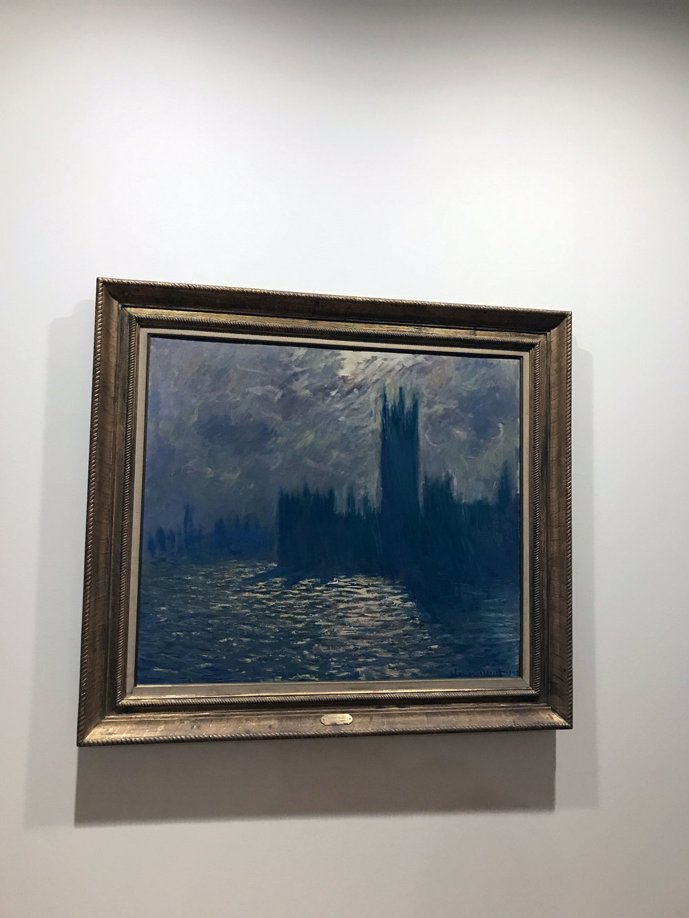 vancouver art gallery monet