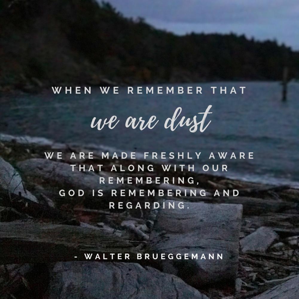 christian quotes walter brueggemann