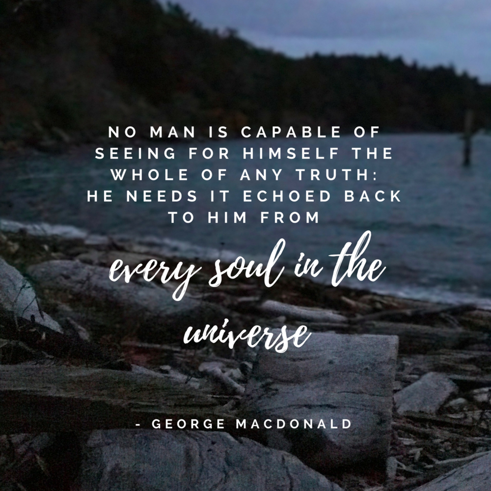 christian quotes george macdonald