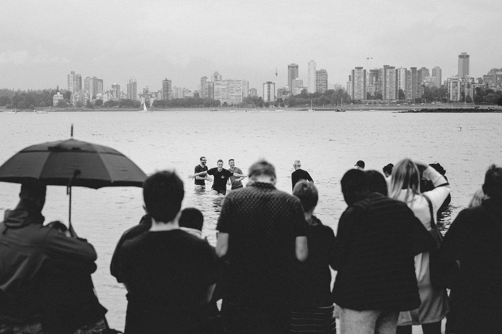 baptism kits beach vancouver