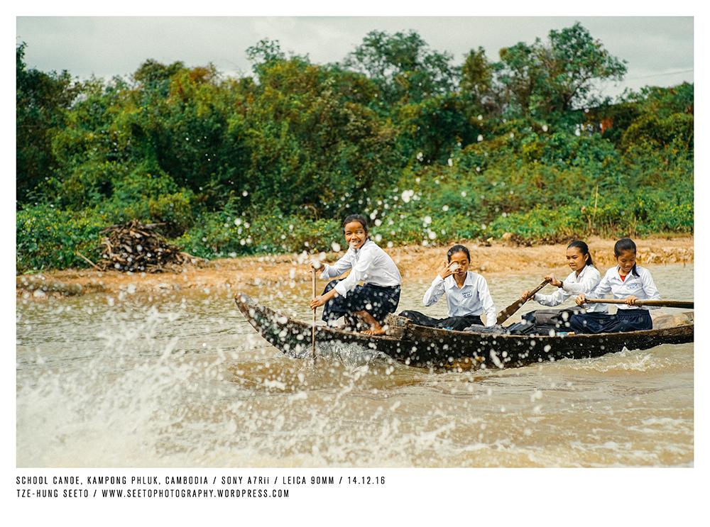 Cambodia, Kampong Phluk, School Boat_CP.jpg