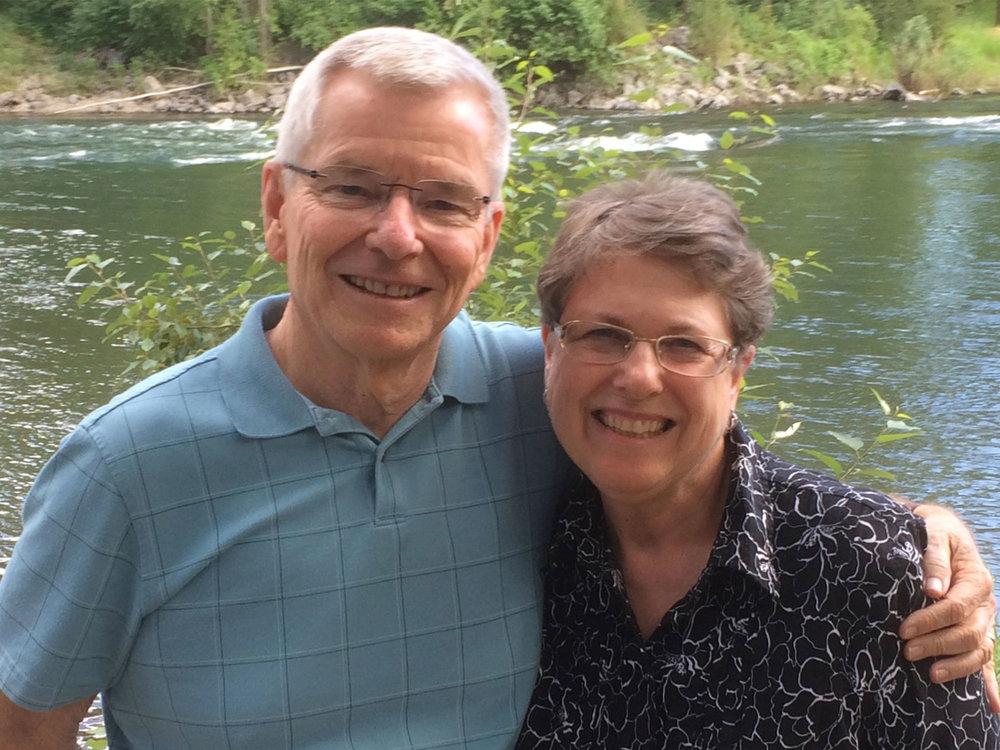 sharon and darrell johnson pastor's wife