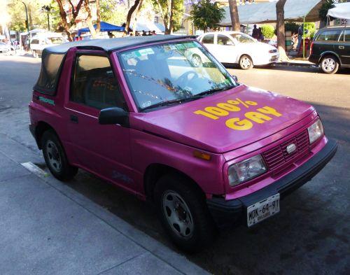 Gay-car