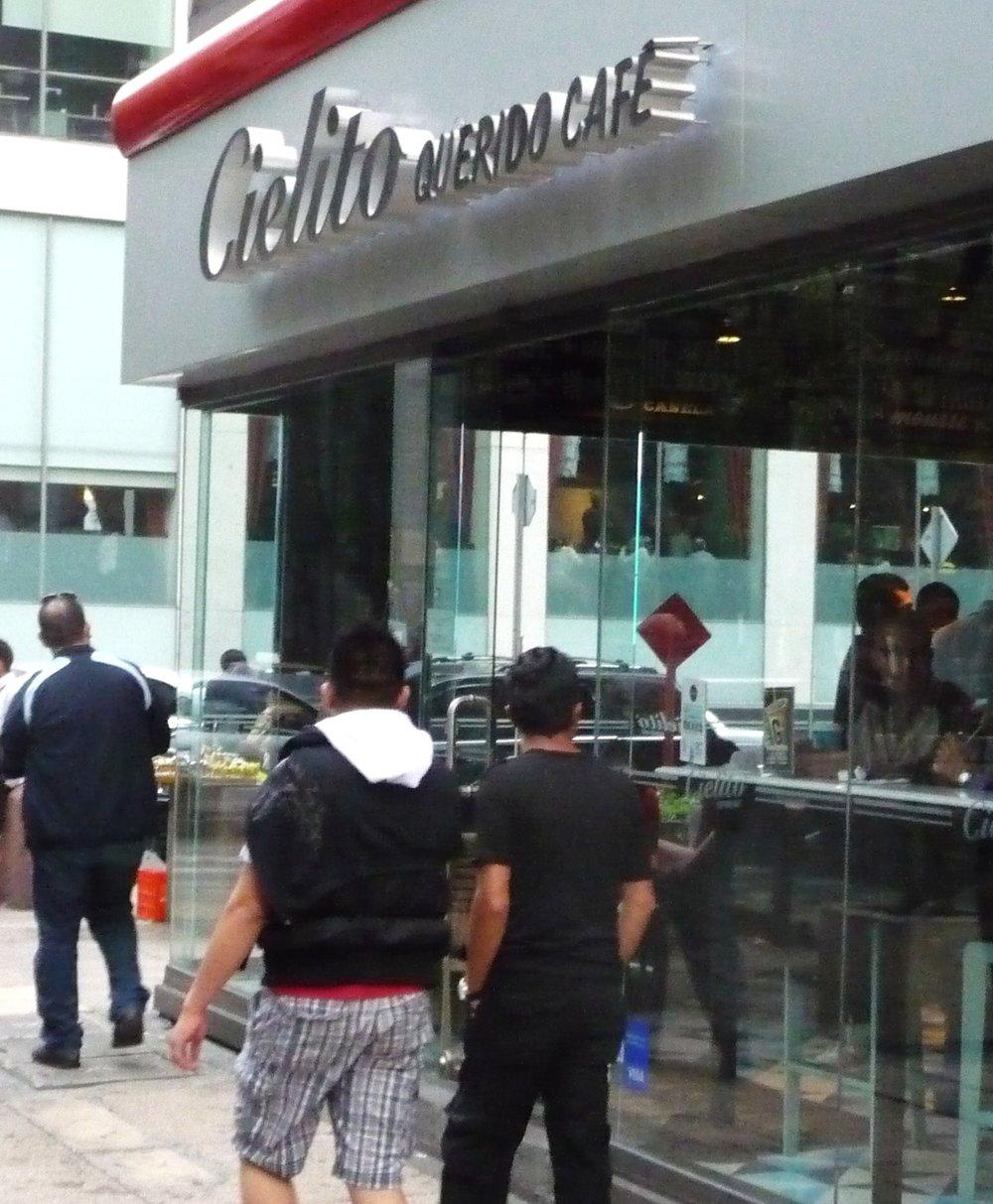 Cafe cielito