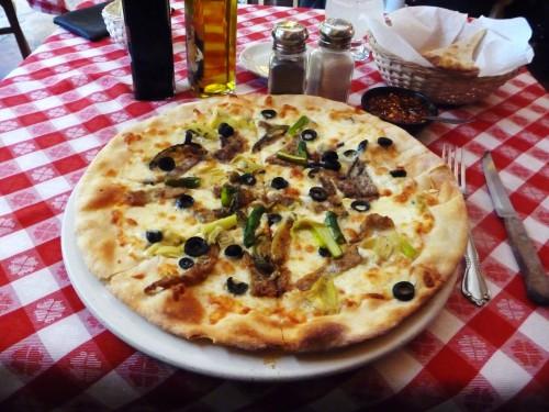 Pizza Ortolano, Luigi