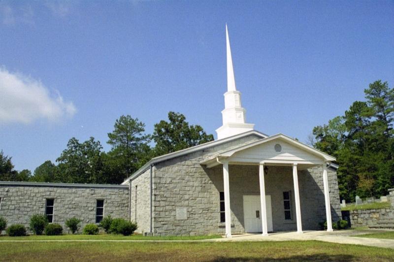 Crooked Run Baptist Church