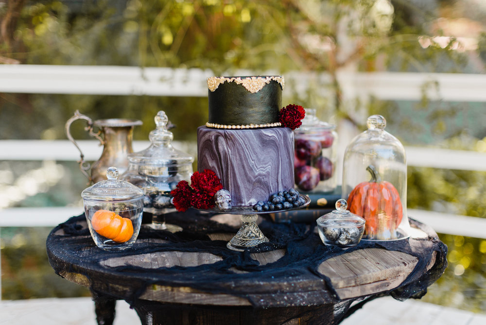 Crystal Glass Cake Stand - $10.00
