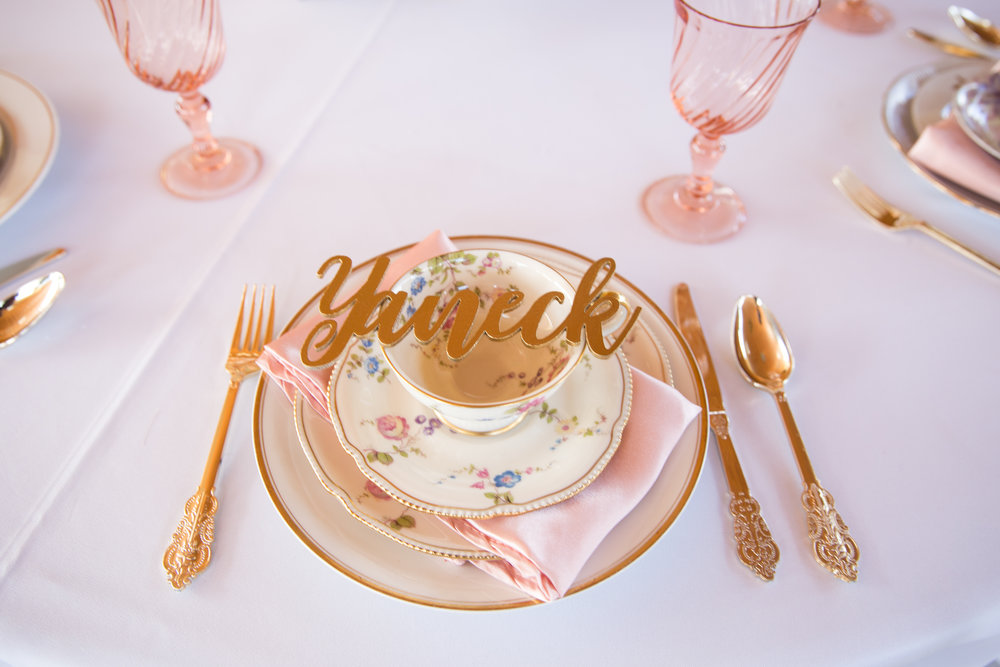 Gold Disposable Flatware - $2.00 for 10