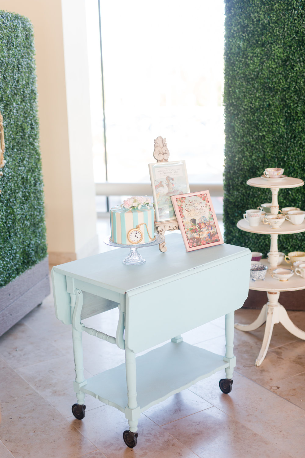 Tiered Table - $35.00