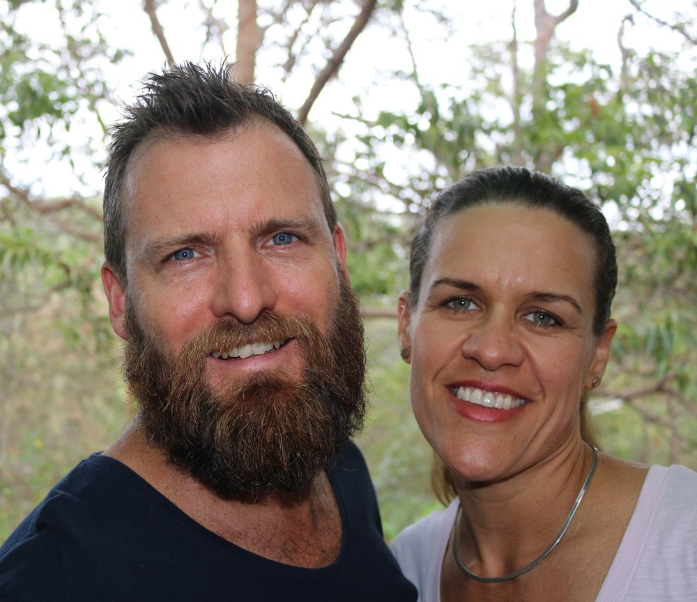 Supporting Natural Birth | The online course | Meet the Authors | Brad Fennel & Tabitha Fennel