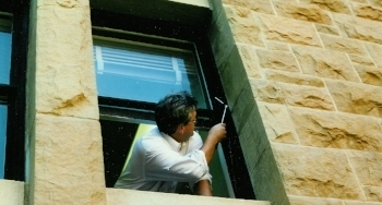 Stanford University Window Inspection