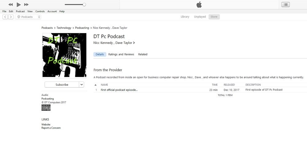 Podcast on itunes.png