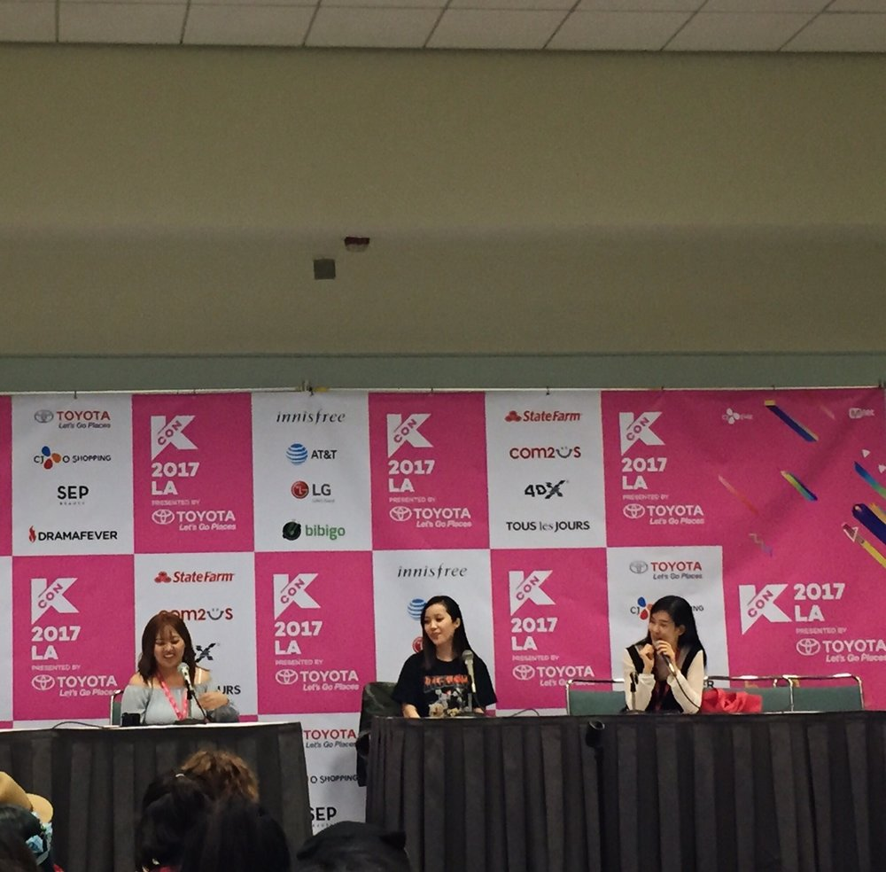 HeyitsFeiii, Michelle Phan, and Charlotte Cho