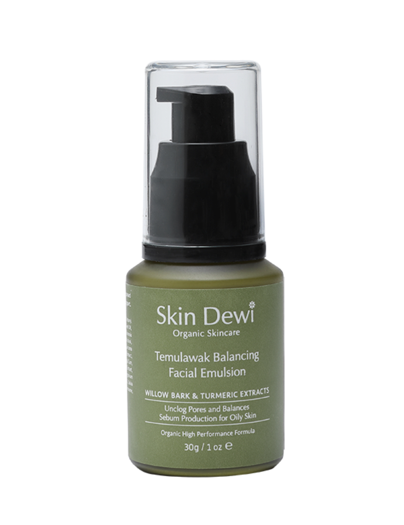 Skin Dewi Temulawak Balancing Facial Emulsion