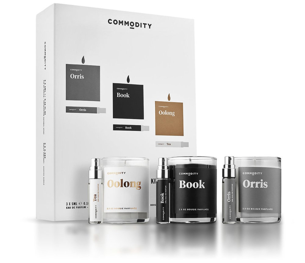 Commodity 3x3 Exploration Kit