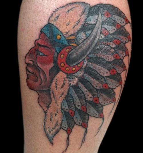 Alex Mcwatt Three Kings Tattoo
