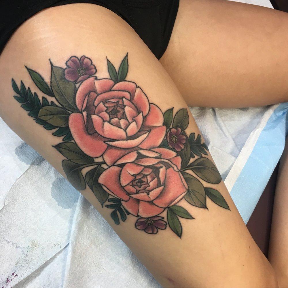 Last Name Rodriguez Tattoos