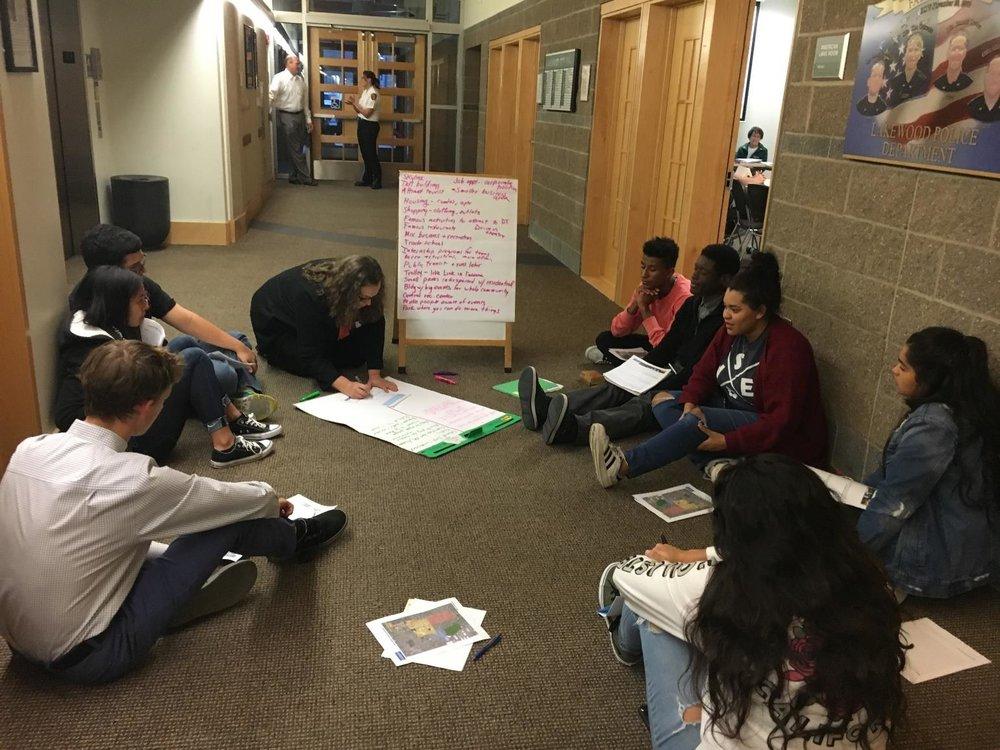 Youth Council Outreach Summary