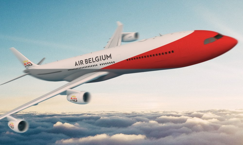 Air Belgium - Brand new Belgian airline company