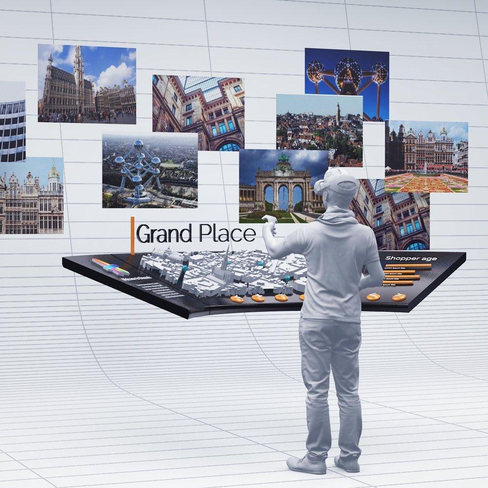 Atrium - App and VR experience