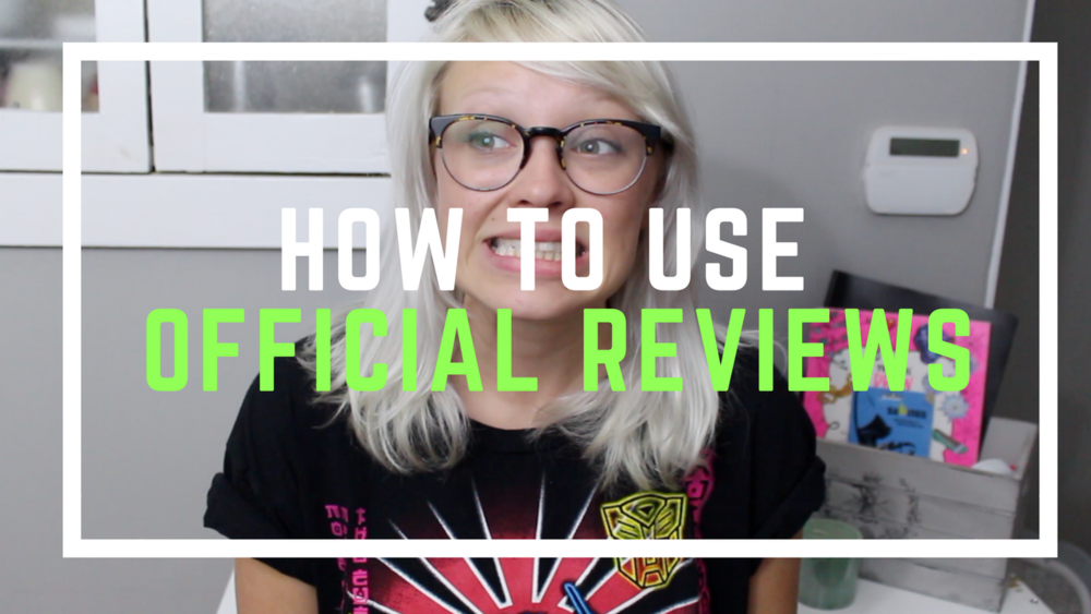*How To Use Your Official Reviews | Roller Derby