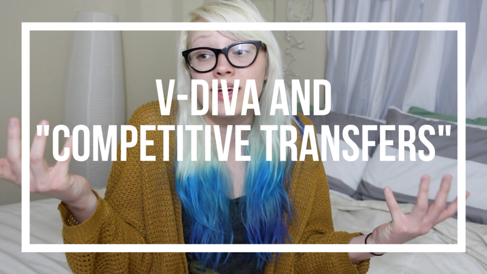 """V-Diva and """"Competitive Transfers"""" 