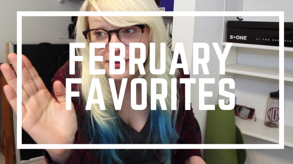 February Favorites | Roller Derby