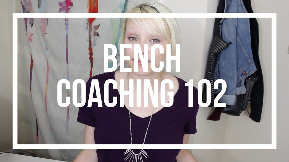 Roller Derby Bench Coaching 102
