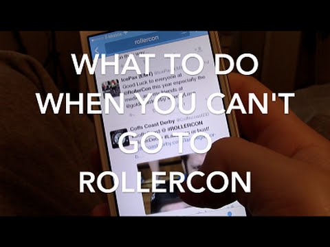 1:41 NoxTalks: What To Do When You Can't Go To Rollercon | Roller Derby