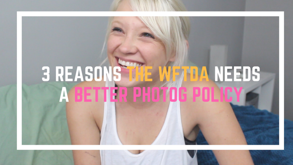*3 Reasons the WFTDA Needs a Better Photographer Policy | Roller Derby