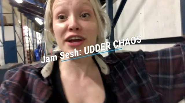 Nox Does Udder Chaos 2018 | Roller Derby