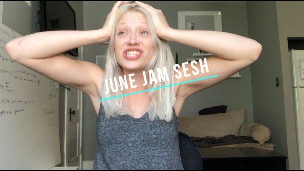 June Jam Sesh | Roller Derby