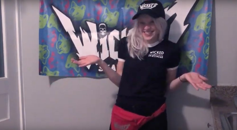 Joining the #WickedSkateCrew