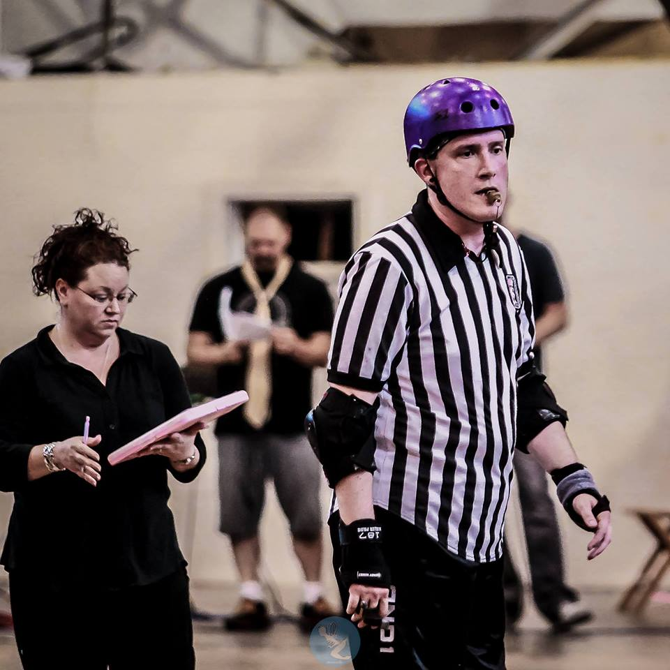 Ria Culpa, co-Tournament Head Referee