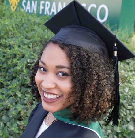 Kendall Parks - Kendall is a Research Assistant at the Emotion, Health, and Psychophysiology Lab. She attended the University of San Francisco and received her B.A. in Psychology and Neuroscience in 2016. Kendall is interested in the neurobiology of emotional self-regulation and other executive functions within mental disorders.