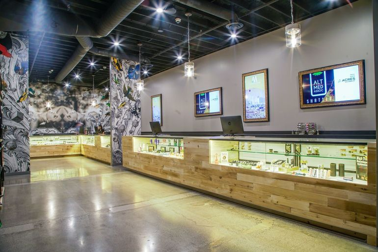 Acres Dispensary   Las Vegas, NV