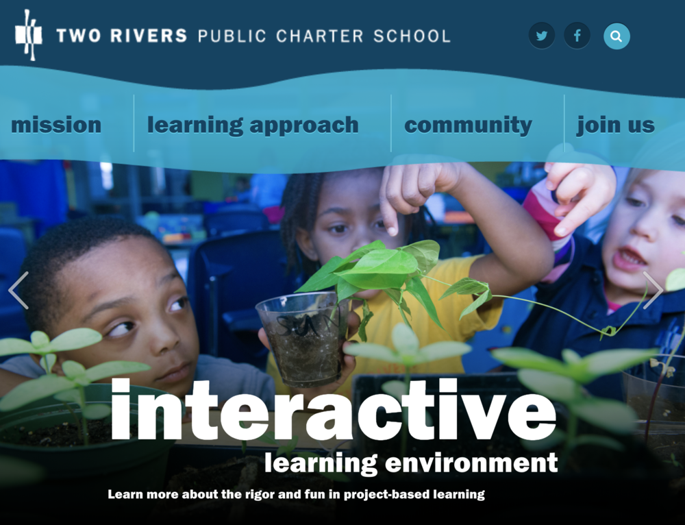 Audio Editing for Two Rivers Public Charter School